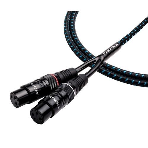Кабели межблочные аудио Tributaries 4 Balanced Audio 6.0m (4AB-060D) evk71 060d
