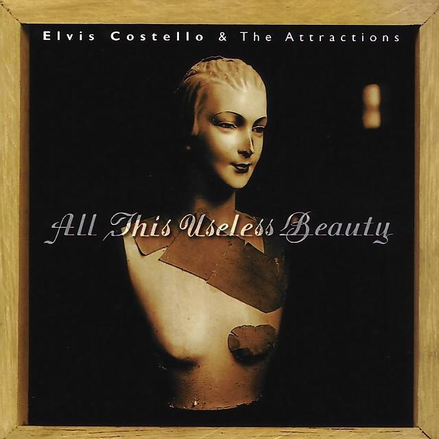 Виниловые пластинки Elvis Costello ALL THIS USELESS BEAUTY (180 Gram) elvis costello elvis costello the costello show king of america