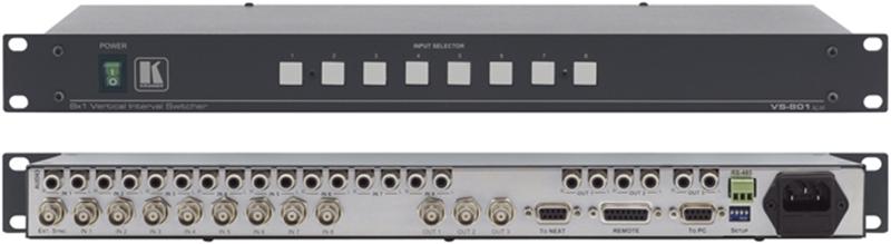 Оборудование для аудио/видео коммутации Kramer VS-801xlm