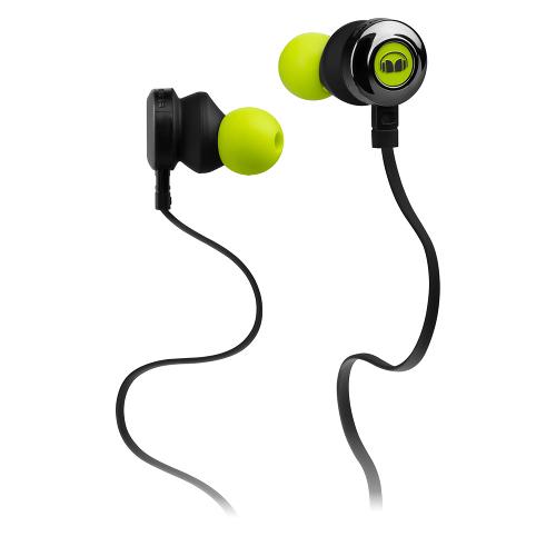 Наушники Monster Clarity HD High Definition In-Ear Headphones Green (128667) monster clarity hd in ear headphones white