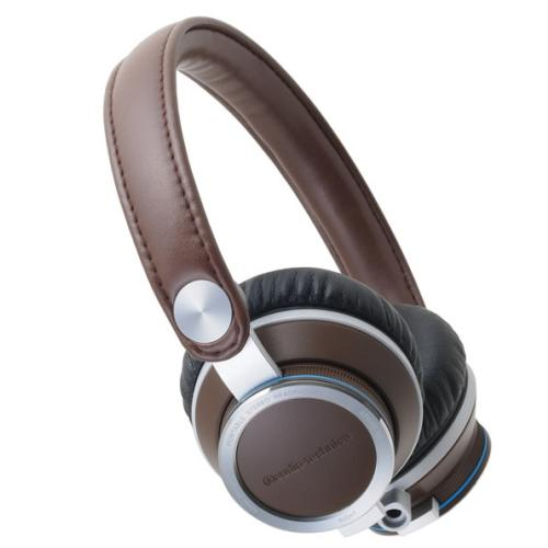 Audio Technica ATH-RE700 brown