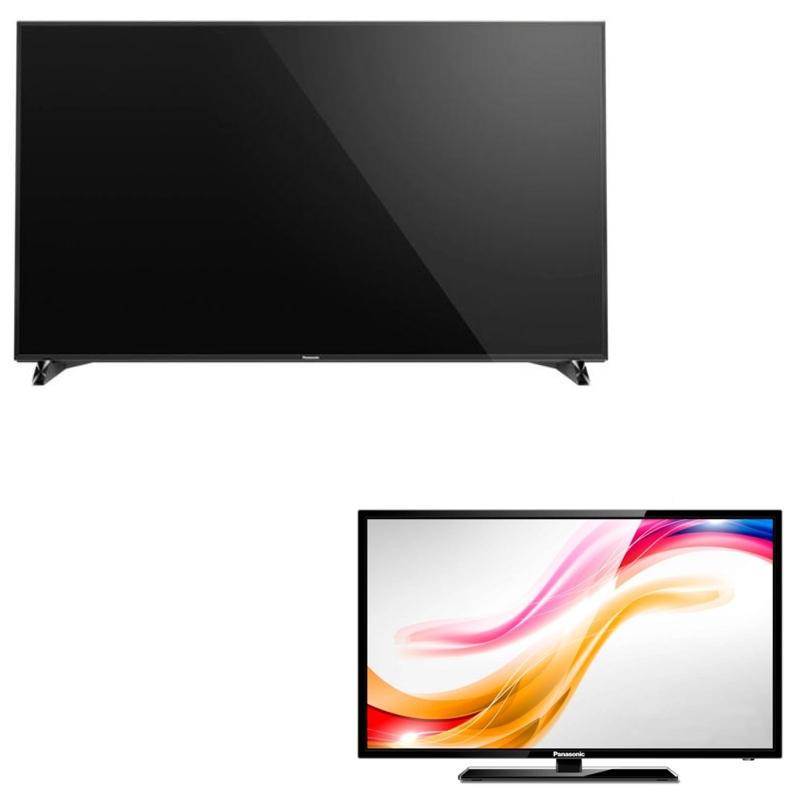 LED телевизоры Panasonic TX-65DXR900 + TX-24DR300ZZ panasonic tx 43dr300zz