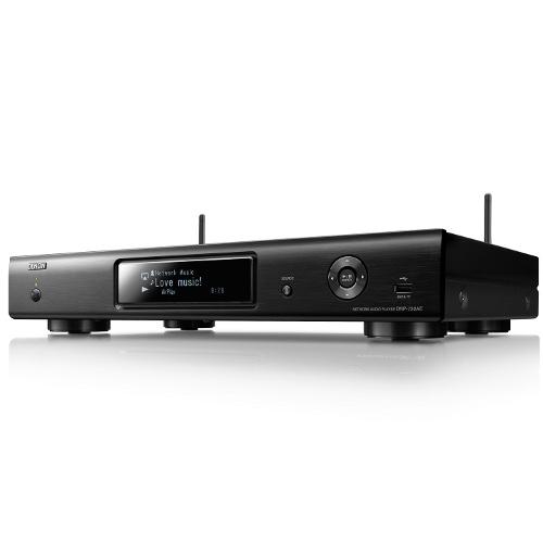 Сетевой аудио проигрыватель Denon DNP-730AE black