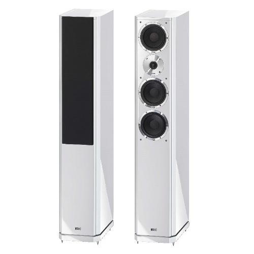 Напольная акустика Heco Aleva GT 602 piano white акустика центрального канала heco music style center 2 piano white ash decor white