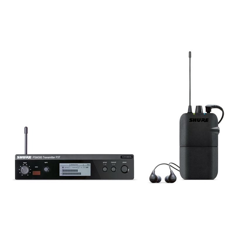 Радиосистемы Shure, арт: 160038 - Радиосистемы