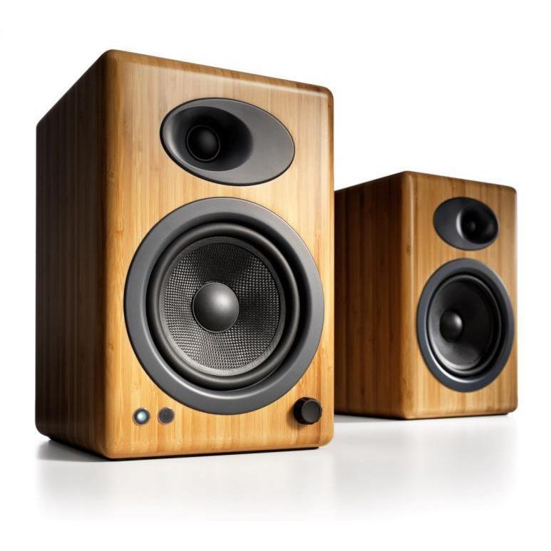 Полочная акустика Audioengine A5+ Bamboo