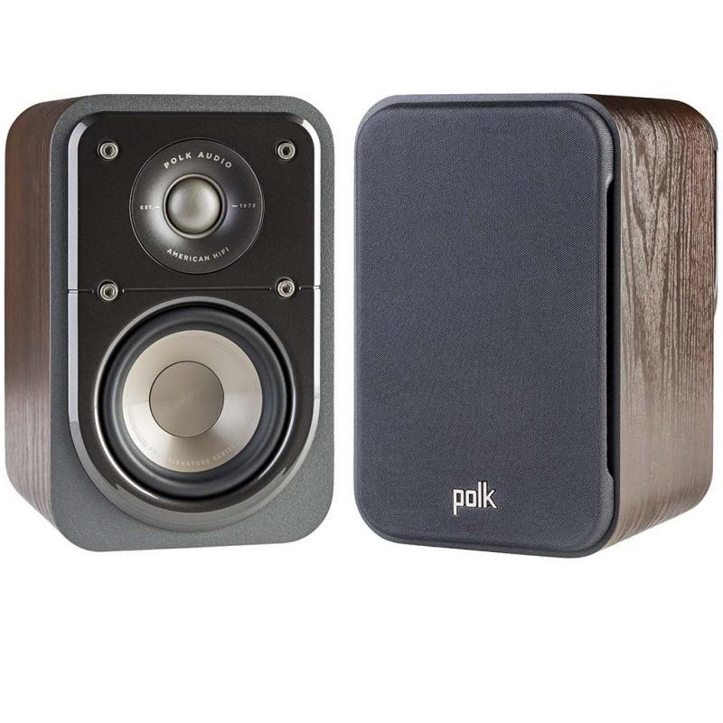 Полочная акустика Polk Audio Signature S10 brown гарнитура polk audio buckle brown