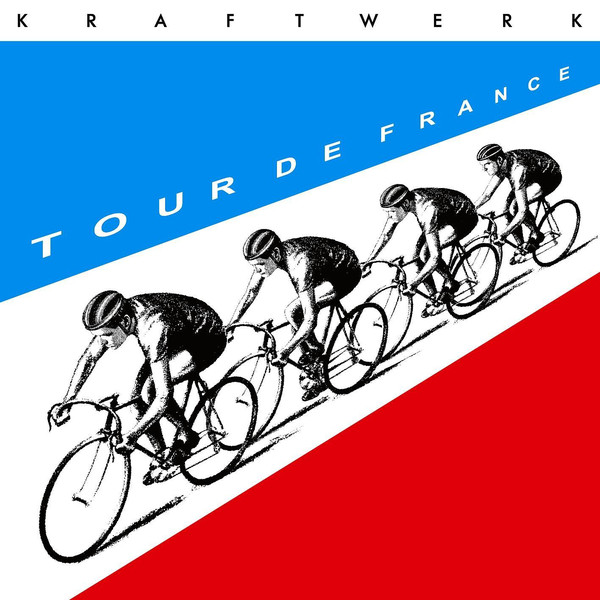 Виниловые пластинки Kraftwerk TOUR DE FRANCE (180 Gram/Remastered)