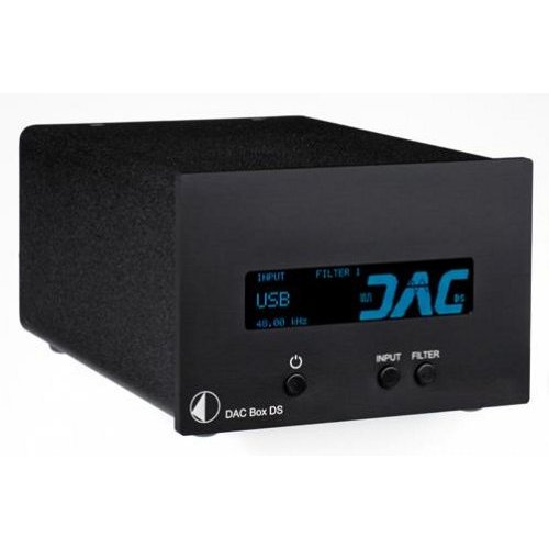 ЦАП (audio dac) Pro-Ject DAC Box DS black