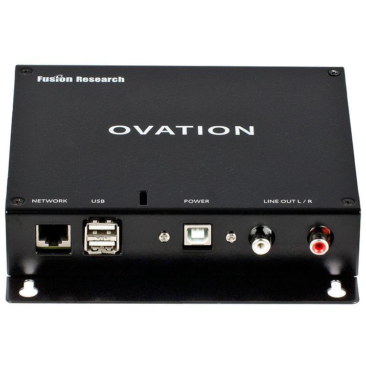 Сетевые аудио проигрыватели Fusion Research FR-SOLO