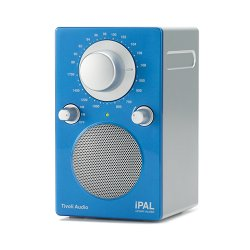 Радиоприемники Tivoli Audio iPAL High Gloss Blue/Silver (PALIPALGB)
