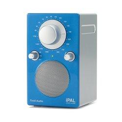 Радиоприемники Tivoli Audio iPAL High Gloss Blue/Silver (PALIPALGB)