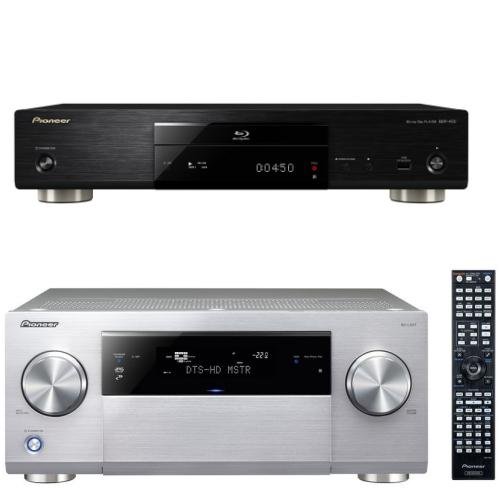Download Drivers: Pioneer SC-LX57-S AV Receiver