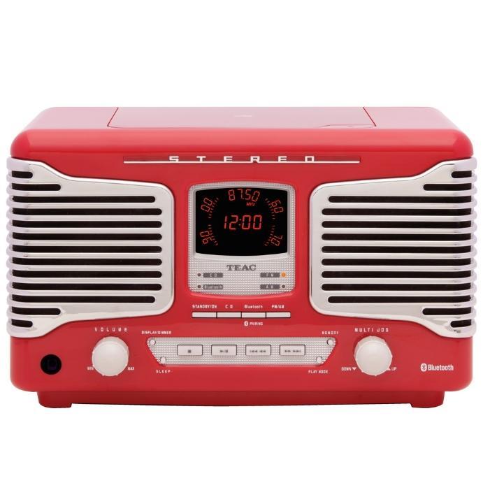 ����������� ������ Teac SL-D800BT red