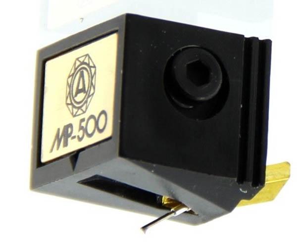 Аксессуары для виниловых проигрывателей Nagaoka JN-P500 головки звукоснимателя nagaoka mp 150h