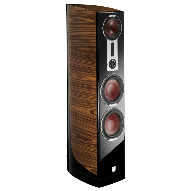 Напольная акустика Dali EPICON 8 walnut high gloss dali epicon 2 walnut high gloss