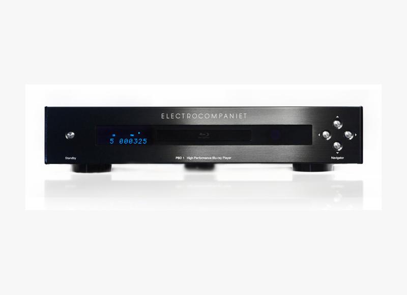 Blu-Ray проигрыватели Electrocompaniet от Pult.RU