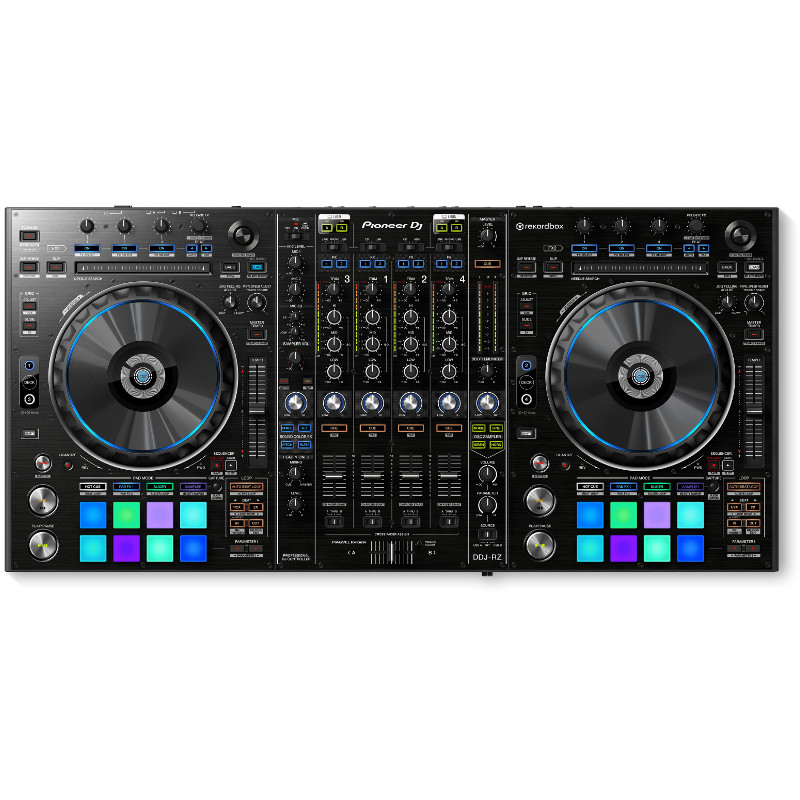 DJ-контроллеры Pioneer DDJ-RZ