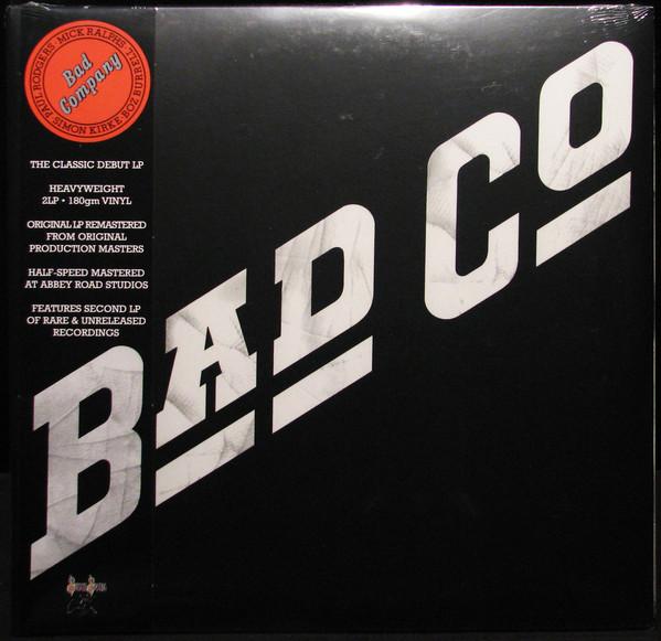 Виниловые пластинки Bad Company BAD COMPANY (180 Gram)
