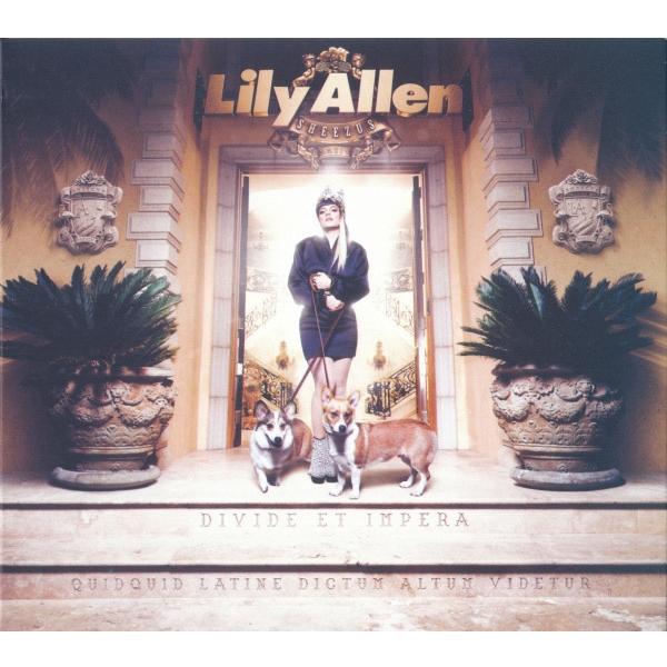 Виниловые пластинки Lily Allen SHEEZUS (LP+CD/W383) lily allen lily allen it s not me it s you