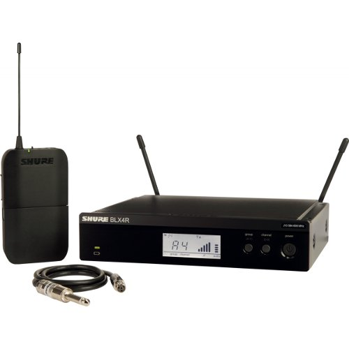 Приёмник и передатчик для радиосистемы Shure BLX14RE K3E 606-638 MHz