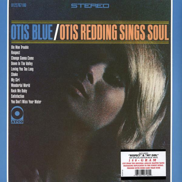 Виниловые пластинки Otis Redding OTIS BLUE