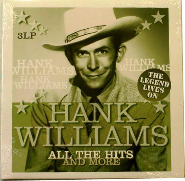 Виниловые пластинки Hank Williams, арт: 159742 - Виниловые пластинки