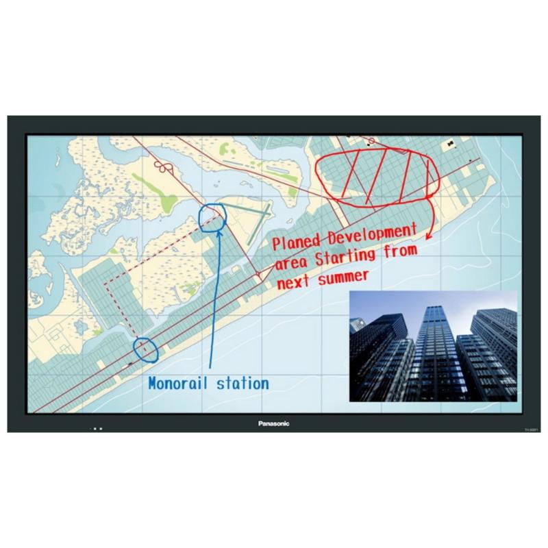 LED панели Panasonic TH-80BF1E led телевизор panasonic tx 43dr300zz