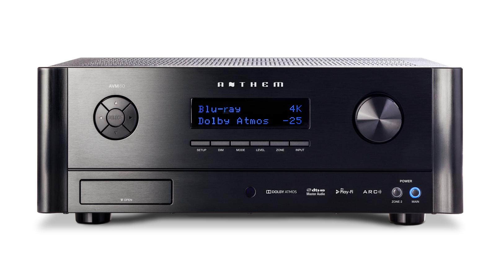 AV процессоры (Предусилитель многоканальный) Anthem