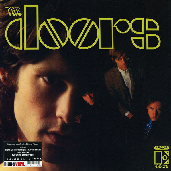 Виниловые пластинки The Doors THE DOORS (MONO) (180 Gram/Remastered at Bernie Gr майка борцовка print bar totoro
