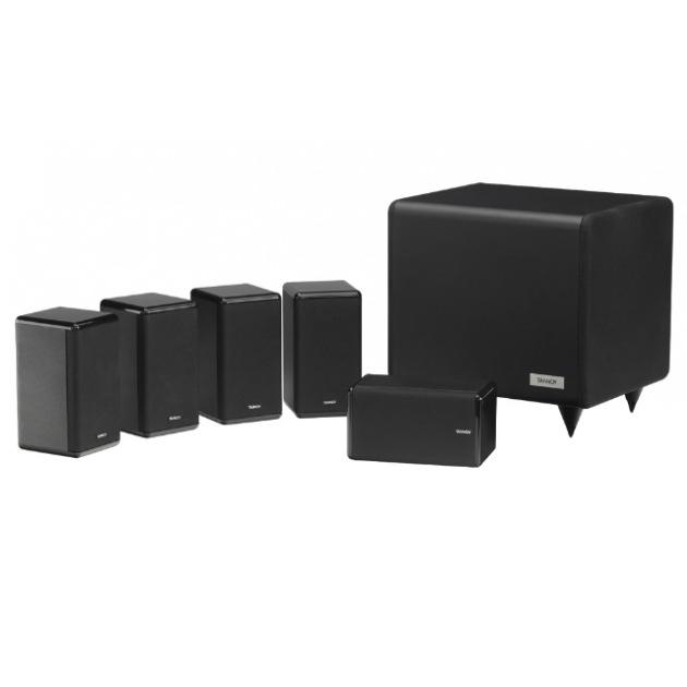 Комплекты акустики Tannoy HTS 101XP black комплекты акустики tannoy eclipse 5 1