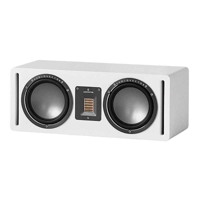 Акустика центрального канала Audiovector QR C white