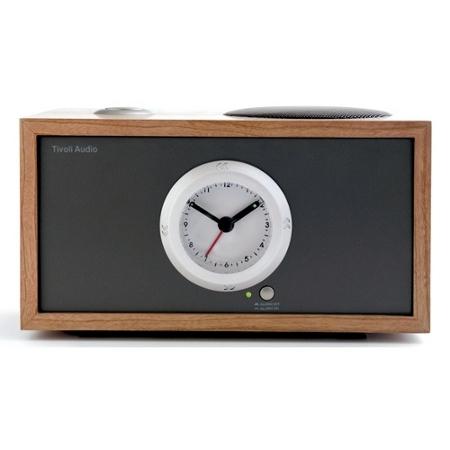 �������������� Tivoli Audio Dual Alarm Speaker cherry/taupe (MDASTPE)