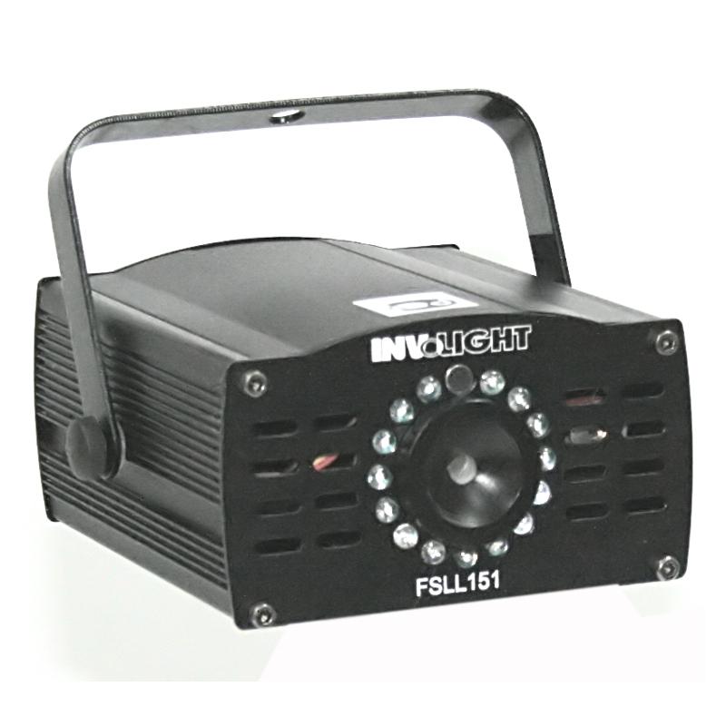 Световые приборы DJ-серии Involight FSLL151