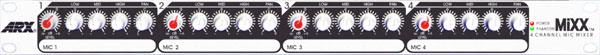 Усилители для фонового озвучивания ARX от Pult.RU
