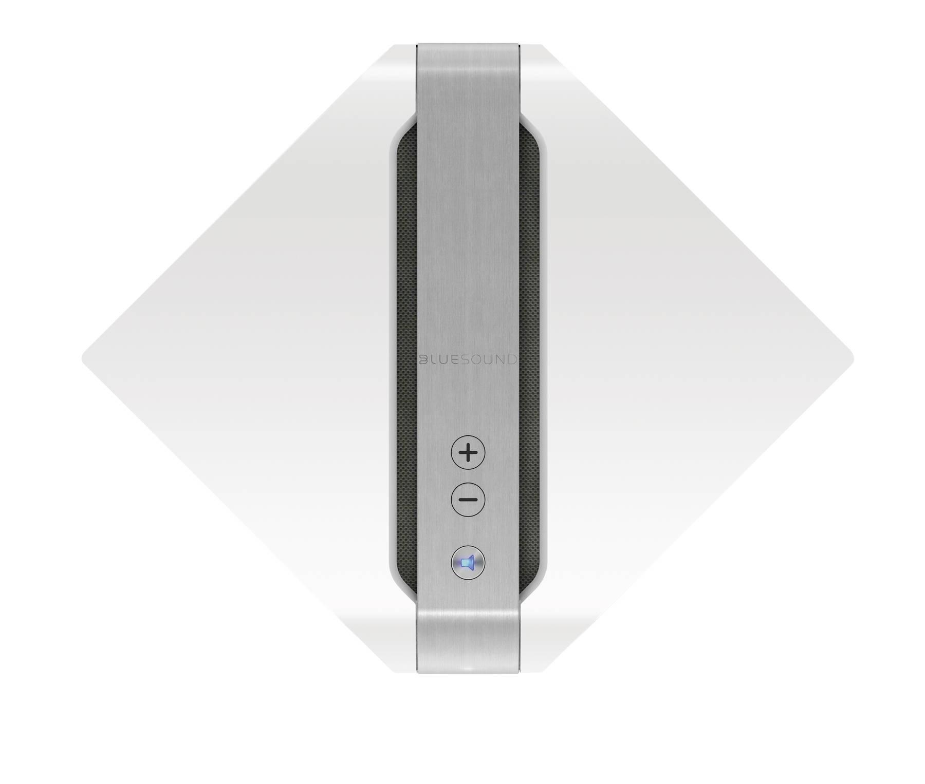 купить Активная акустика мультирум Bluesound POWERNODE N150 Gloss white онлайн