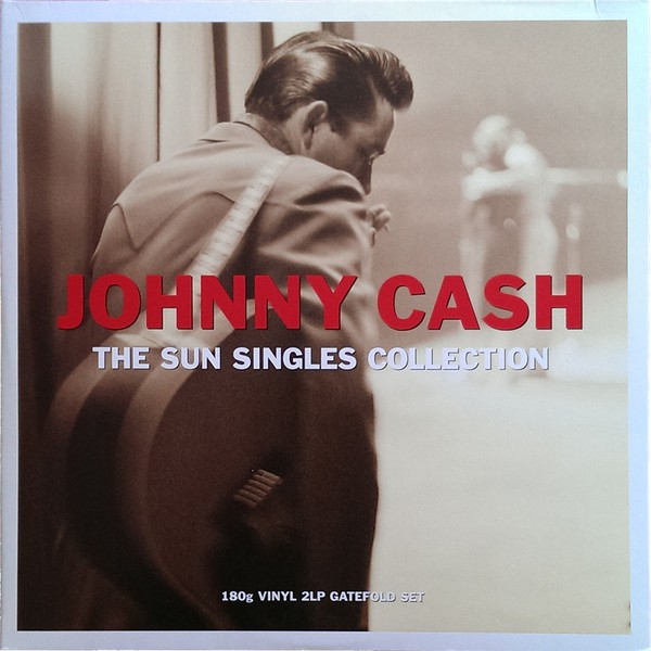 Виниловые пластинки Johnny Cash THE SUN SINGLES (180 Gram/Remastered/W570)