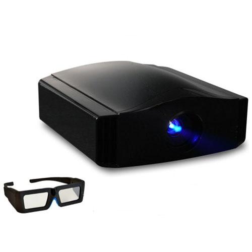 Проекторы Dream Vision INTI 3 Black + очки в комплекте проекторы vivitek qumi q3 plus black
