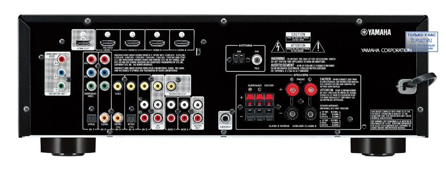 Yamaha Rx V373 Инструкция По Применению