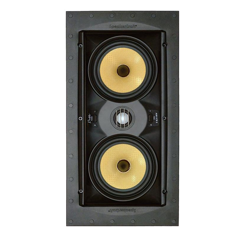 Встраиваемая акустика SpeakerCraft Profile Aim Lcr5 Five ASM54655-2 встраиваемая акустика speakercraft profile aim7 five