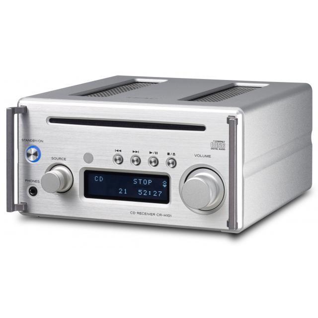 CD ресиверы Teac CR-H101 silver cd ресивер teac cr h101 black