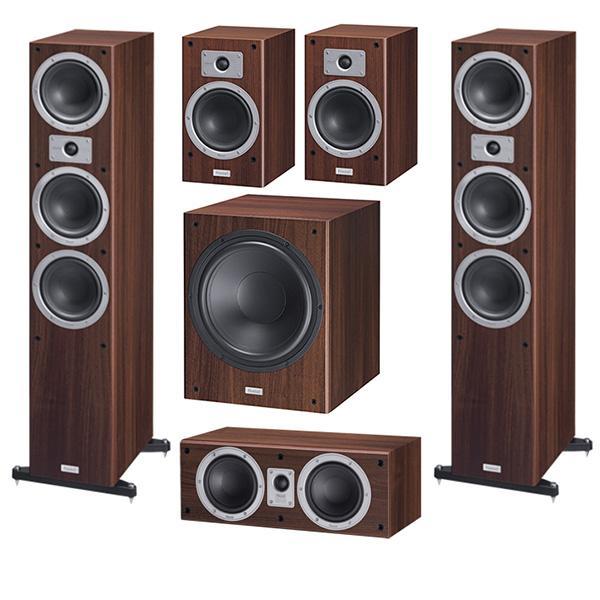 Комплекты акустики Magnat Tempus 77 + 33 + Center 22 + SW 300 A mocca
