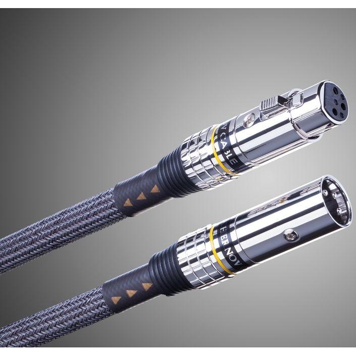 Кабели межблочные аудио Tchernov Cable Ultimate IC AES/EBU 0.62m кабели межблочные аудио tchernov cable classic mk ii ic rca 1 65m