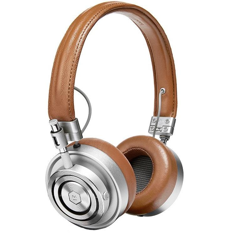 Наушники Master&Dynamic MH30S2 Brown/Silver