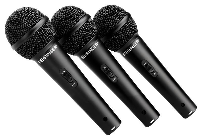 Микрофоны Behringer