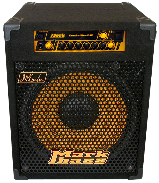 Комбо усилители Mark Bass CMD151 P JB