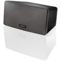 Активная акустика мультирум Sonos PLAY:3 black сетевой аудио плеер sonos connect amp
