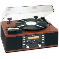 Проигрыватель винила Teac LP-R500 woodgrain cd проигрыватель teac pd 301 silver