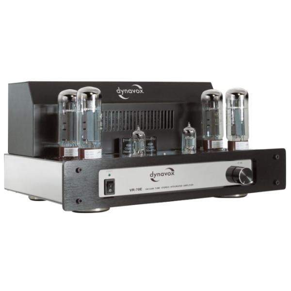 Усилители ламповые Dynavox VR-70 II chrome