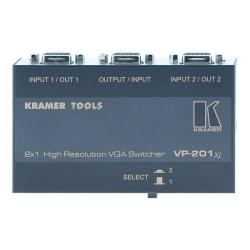 Оборудование для аудио/видео коммутации Kramer VP-201xl